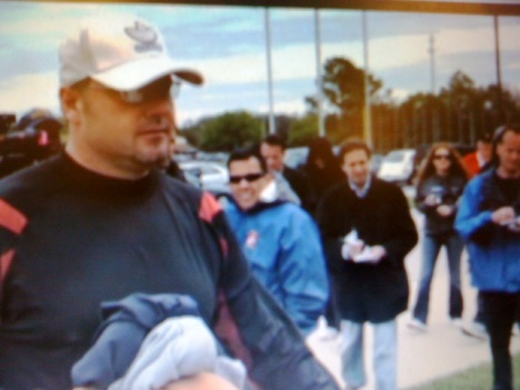 For a couple of years, a Roger Clemens appearance at Spring Training was big news for the wrong reasons. We had no choice but to follow him around and hope he talked to us. Not the most dignified way to spend a day, but part of the job.
