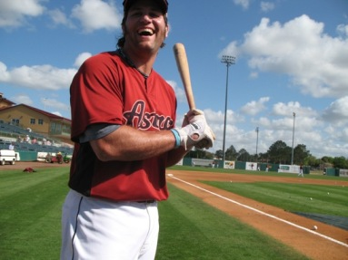 Lance Berkman always thought he'd embrace retirement. Then why is he still playing?